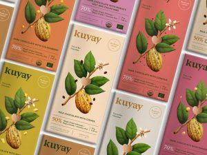 Chocolate de Amazonas en el Salón del Cacao y del Chocolate 2020