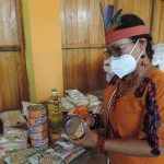 400 mil ciudadanos indígenas recibirán alimentos por emergencia sanitaria