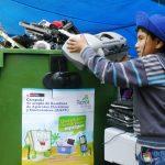Impulsan proyecto sobre reciclaje de aparatos electrónicos