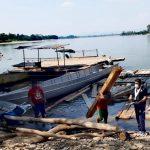 San Martín: Incautan madera ilegal transportada por el río Huallaga