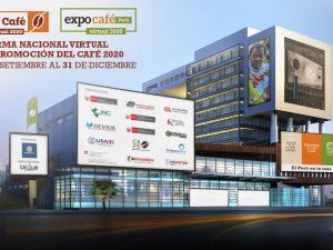 Mañana empieza la Plataforma Nacional Virtual para la Promoción del Café
