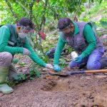 San Martín: Toman muestras de suelos en 27 caseríos de Pólvora y Campanilla
