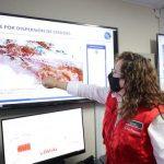 Ministra del Ambiente supervisará construcción del Observatorio Vulcanológico del Sur