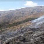 Tres incendios forestales extinguidos en Apurímac