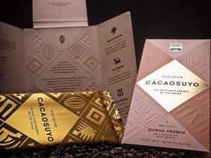 Chocolate Cacaosuyo ingresa a EE.UU., Taiwán y Ucrania