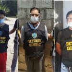 Capturan a involucrados en asesinato del ambientalista Roberto Pacheco Villanueva