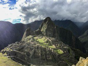 Machu Picchu busca ser el primer destino turístico mundial en reducir emisiones de carbono