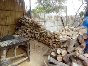 Tumbes: Intervienen taller con producto forestal maderable