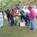 San Martín: Reforestan ojos de agua en Barrio Wayku de Lamas