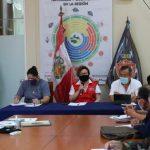 Ministra Echegaray impulsa acciones ante problemática ambiental en Madre de Dios