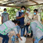 Huánuco: Asesoran a cacaoteros de Leoncio Prado en control de plagas