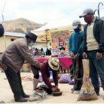 Huancavelica: Minam reconoce labor de agricultores conservacionistas