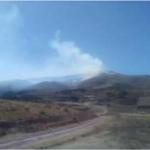 Extinguen incendios forestales en Apurímac, Cajamarca y Cusco