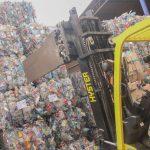 Basura plástica como fuente de hidrógeno 'verde'