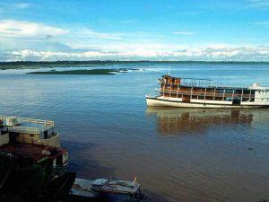 Comunidades indígenas demandan suspensión del proyecto Hidrovía Amazónica
