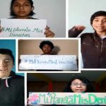 Niños y jóvenes del Perú por la ratificación del Acuerdo de Escazú