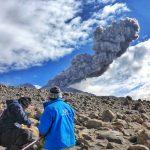 Alistan evento sobre investigación, monitoreo y gestión del riesgo volcánico