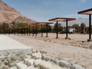 Arequipa: Retoman trabajos de puesta en valor en balneario de Chancharay