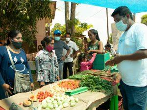 Madre de Dios: Agricultores intercambian saberes en Feria de Semillas