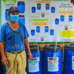 Huánuco: Impulsan uso abono orgánico para mejorar producción cacaotera