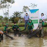 Tocache: Inauguran laboratorio de reproducción de peces