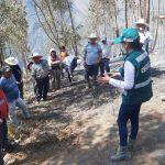 Capacitan a especialistas de 20 regiones sobre incendios forestales