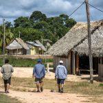 Ucayali: Demarcarán territorio de cuatro comunidades nativas del Lago Imiría