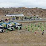 Chimbote: Inauguran infraestructura sanitaria para gestión de residuos sólidos