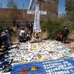Reafirman compromiso con el Santuario de la Memoria La Hoyada