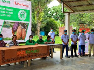 Junín: Mejorarán cultivo de cacao de asháninkas de Río Tambo