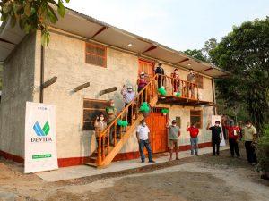 Junín: Restauran local comunal de caficultores en Pangoa