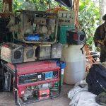 Madre de Dios: Operativo contra la minería ilegal en el río Inambari