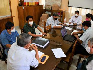 San Martín: Concluyen plan de trabajo para titulación de predios rurales
