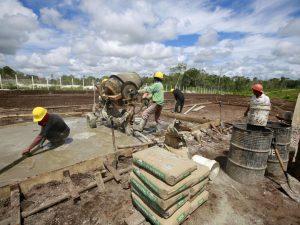 Ucayali recibe S/ 56 millones para proyectos de agua e infraestructura vial
