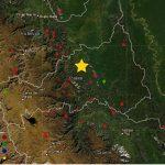 Pasco: Reportan sismo de magnitud 5.7 en Pozuzo