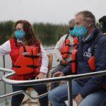Refugio de Vida Silvestre Los Pantanos de Villa es fuente de educación ambiental