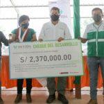 Huánuco: Financian recuperación de suelos degradados en Rupa Rupa