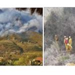 Extinguen incendios forestales en Ayacucho, Apurímac, Cajamarca y Cusco