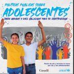 Mejor conocimiento de adolescentes optimizará políticas públicas en su favor