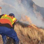 Cinco incendios simultáneos se ciernen sobre la región Cusco