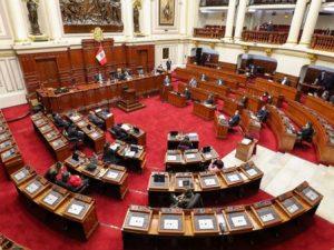 Congreso publicó norma que declaró vacancia de Martín Vizcarra