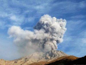 Sabancaya: 4 años de proceso eruptivo continuo