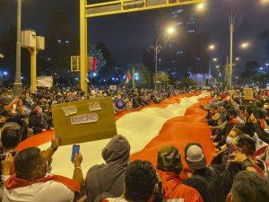Manifestaciones en todo el país en contra del Golpe de Estado