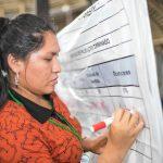 Presentan estudio que pone en valor participación femenina en el sector forestal