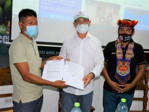 San Martín: Título de propiedad para Comunidad Nativa Qichwa Pishwaya Allpa