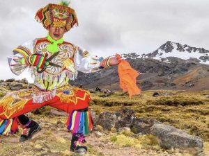Danza de las Tijeras cumple 10 años de Patrimonio Cultural Inmaterial de la Humanidad