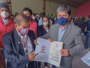Ayacucho: Declaran como mártir de la democracia a Inti Sotelo Camargo