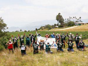 Cajamarca: Paperos reconocidos como productores expertos en buenas prácticas agrícolas