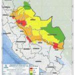 Prevén lluvias en 59 distritos selváticos