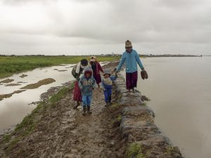 Puno: Aymaras exigen atención inmediata por contaminación de río